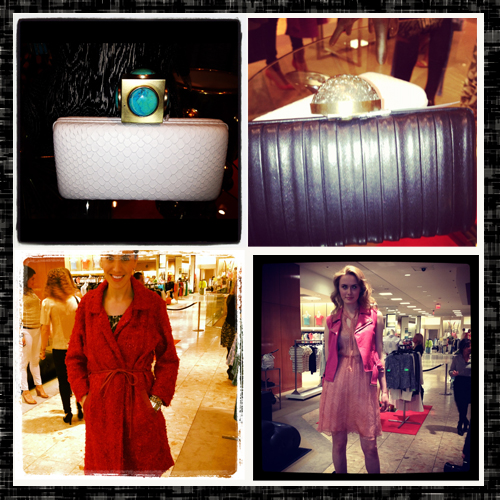 Kelly Wearstler S Instagram Feed: Kelly Wearstler At Neiman Marcus Via Instagram